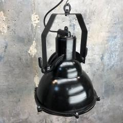 Industrial Style Black Cargo Ceiling Pendant Light - 1164718