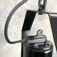 Industrial Style Black Cargo Ceiling Pendant Light - 1164719