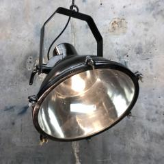 Industrial Style Black Cargo Ceiling Pendant Light - 1164725