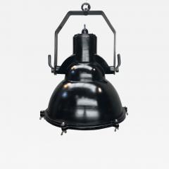 Industrial Style Black Cargo Ceiling Pendant Light - 1165901