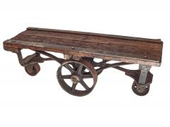 Industrial Trolley Table - 459792