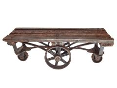 Industrial Trolley Table - 459793