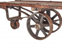 Industrial Trolley Table - 459794