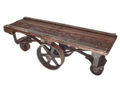 Industrial Trolley Table - 459797