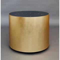 Infinity Illuminated Round Side Table Italy 1970s - 1898327