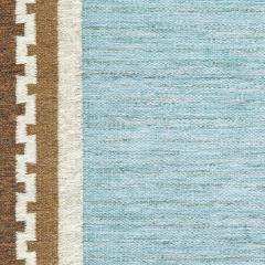 Ingegerd Silow Modern Classicism Style Flat Woven Carpet by Ingegerd Sirlow - 1792806