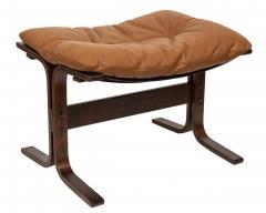 Ingmar Relling Mid Century Siesta Leather Lounge Chair By Ingmar Relling For Westnofa - 681643