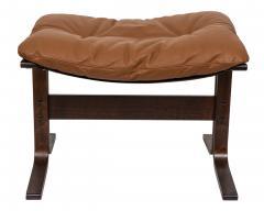 Ingmar Relling Mid Century Siesta Leather Lounge Chair By Ingmar Relling For Westnofa - 681648