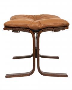 Ingmar Relling Mid Century Siesta Leather Lounge Chair By Ingmar Relling For Westnofa - 681649