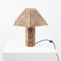 Ingo Mauer style cork lamp Unknown c1974 - 1317204