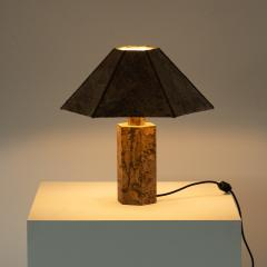 Ingo Mauer style cork lamp Unknown c1974 - 1317205