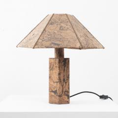 Ingo Mauer style cork lamp Unknown c1974 - 1317207