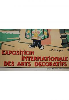International Exhibition of Decorative Arts by P Roque - 906730