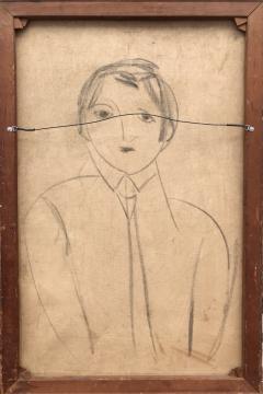 Irene Zevon Abstraction 1962  - 715998