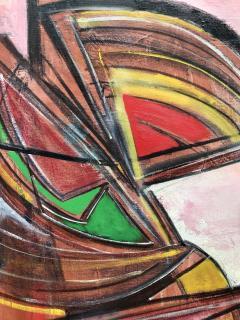 Irene Zevon Abstraction 1962  - 716021