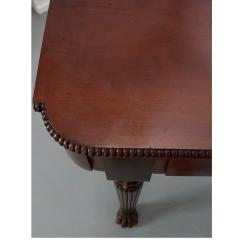 Irish 19th Century Georgian Style Mahogany Server - 1931528
