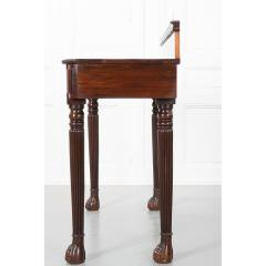Irish 19th Century Georgian Style Mahogany Server - 1931530