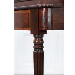 Irish 19th Century Georgian Style Mahogany Server - 1931535