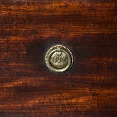 Irish Regency Mahogany Chest of Drawers - 999814