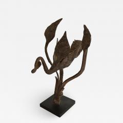 Iron Bird Motif Sculptural Element Yoruba Tribe Nigeria - 956830