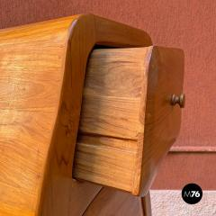 Irregularly shaped chest of drawers 1980s - 2034958