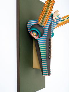 Irving Harper Irving Harper Paper Antelope Taxidermy Sculpture - 841690