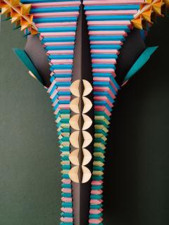 Irving Harper Irving Harper Paper Antelope Taxidermy Sculpture - 841691
