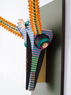 Irving Harper Irving Harper Paper Antelope Taxidermy Sculpture - 842117