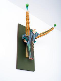 Irving Harper Irving Harper Paper Antelope Taxidermy Sculpture - 842131