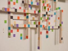 Irving Harper Irving Harper Paper Sculpture Untitled - 537722