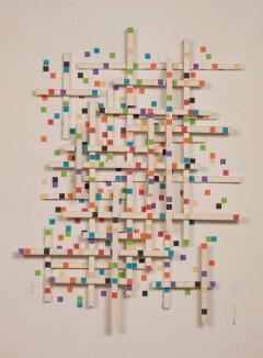 Irving Harper Irving Harper Paper Sculpture Untitled - 537725