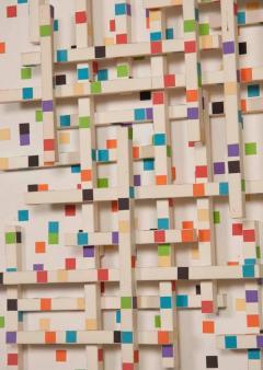 Irving Harper Irving Harper Paper Sculpture Untitled - 537726