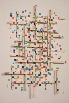 Irving Harper Irving Harper Paper Sculpture Untitled - 537727