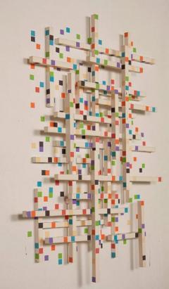 Irving Harper Irving Harper Paper Sculpture Untitled - 537728