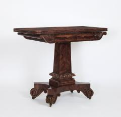 Isaac Vose A Classical Games Table - 2134715
