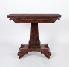 Isaac Vose A Classical Games Table - 2134716