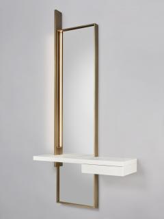 Isabelle Stanislas Ellipse High Mirror - 1166468