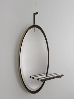 Isabelle Stanislas Ellipse Mirror - 1190992