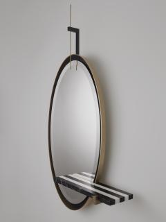 Isabelle Stanislas Ellipse Mirror - 1190993