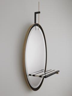 Isabelle Stanislas Ellipse Mirror - 1190994