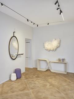 Isabelle Stanislas Ellipse Mirror - 1190995