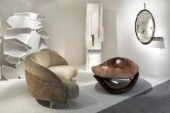 Isabelle Stanislas Ellipse Mirror - 1190996