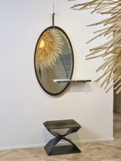 Isabelle Stanislas Ellipse Mirror - 1190998