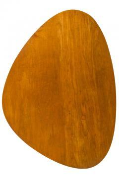 Isamu Noguchi Isamu Noguchi Birch Steel Rudder Dining Table for Herman Miller - 1125486