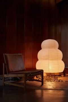 Isamu Noguchi Large Isamu Noguchi Akari 25N Floor Lamp - 971007