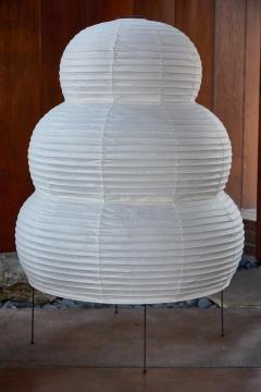 Isamu Noguchi Large Isamu Noguchi Akari 25N Floor Lamp - 971014