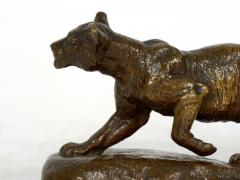 Isidore Bonheur Lion Cub French Antique Bronze Sculpture by Isidore Bonheur and Peyrol - 1107973