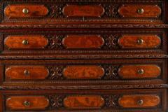 Italian 17th Century Marquetry Commode - 1473817