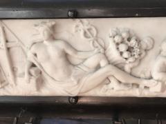 Italian 18th Century Carrara Marble - 1347676