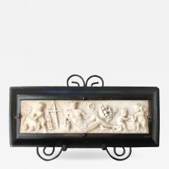 Italian 18th Century Carrara Marble - 1349174